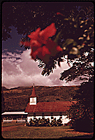 Our Lady of Sorrows, Molokai