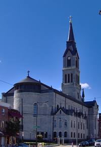 St. John Neumann Shrine/St. Peter Church