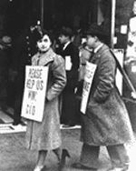 Strikers, New York 1937